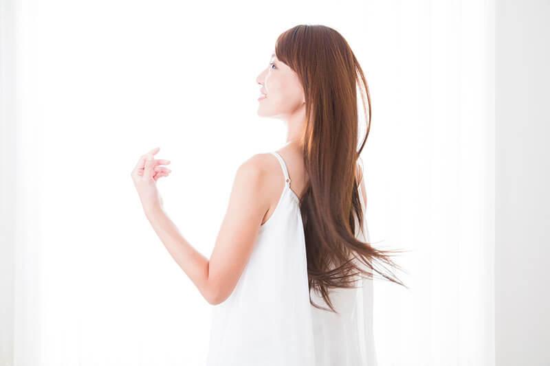 硬い髪質の髪の毛を細くしないで柔らかくできるのか