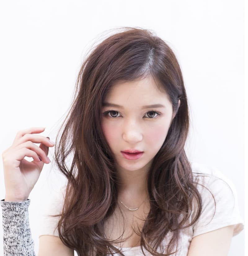 モテ度高まる魅惑のロングへアスタイル 表参道 美容室 apish jeno(アピッシュジェノ)
