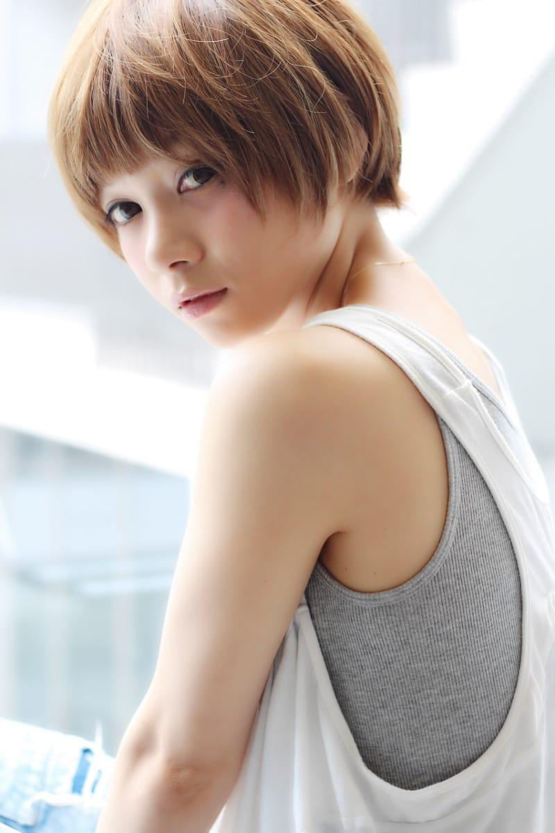 大人のカジュアルなヘアスタイルをまとめたヘアカタログ 表参道 美容室 ABBEY2(アビーツー)