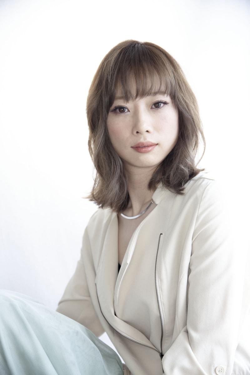 Beauty&Care CALON銀座店の菊池 真里亜さん
