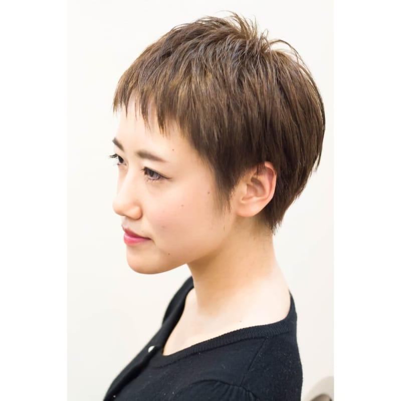 【4位】王道ベリーショート