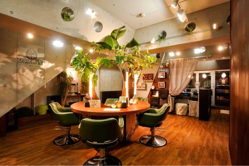 3:Kalon hair resort(カロンヘアリゾート)