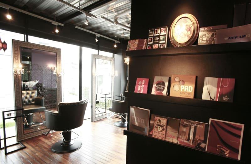 8:hair lounge aRTE(アルテ)