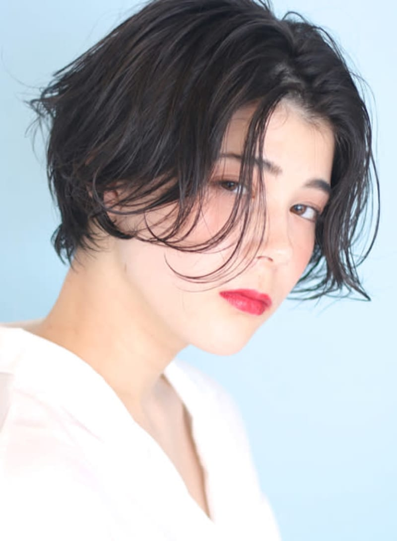 ハイセンスな大人に大変身できるショートヘアスタイルをまとめたヘアカタログ 銀座 美容室 BEAUTRIUM GINZA(ビュートリアム)