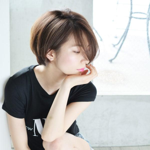 卒業式にピッタリの髪型を紹介するヘアカタログ 表参道 美容室 mer by puur(メルバイピュール)