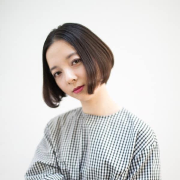 ナチュラルデザインのショートヘアスタイルを集めたヘアカタログ 表参道 美容室 Ridicule(リディキュール)