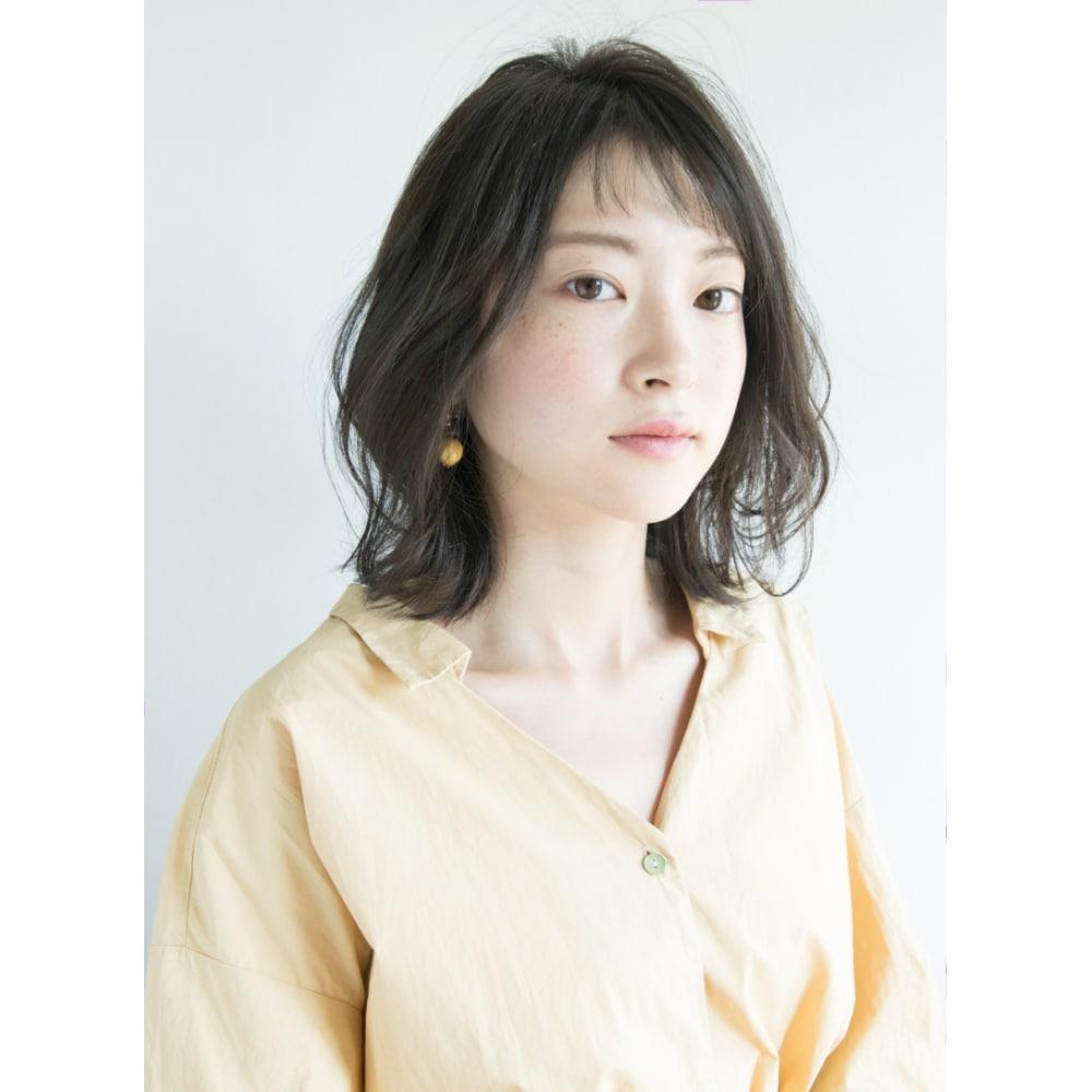 オシャレ度をアップさせるミディアムヘアカタログ 表参道 美容室 ANTI(アンティ)