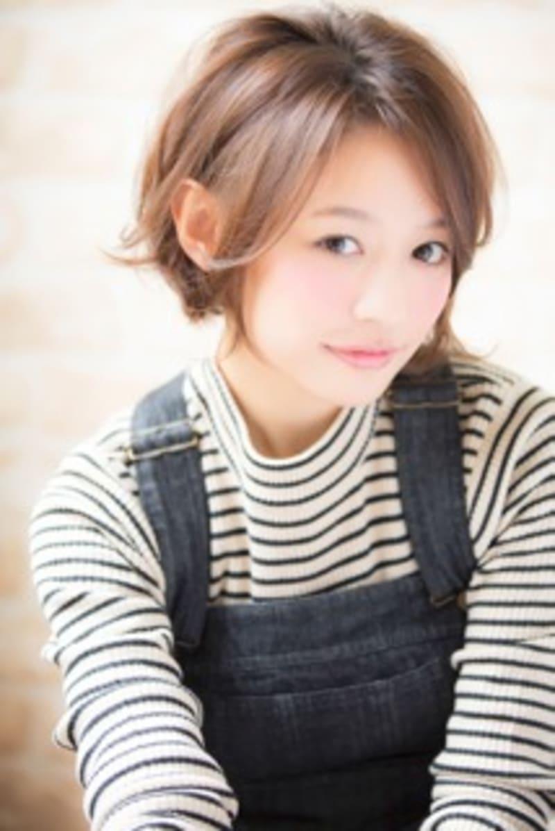 春にしたいショートヘアカタログ 銀座 美容室 aRietta(アリエッタ)