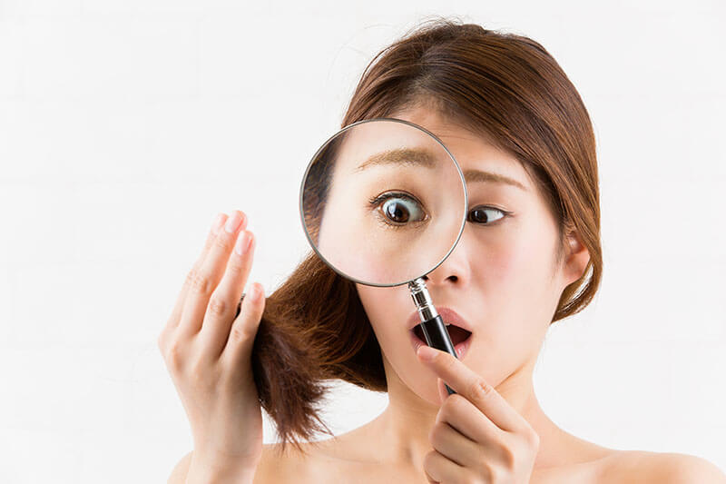 【髪の毛って何で傷むの?】髪の毛が傷む原因や対処方法を現役美容師に聞いてきました