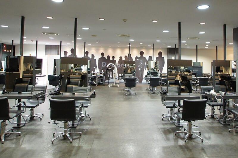 【新宿の美容院『D-salon 新宿(ディーサロン シンジュク)』】大型トータルビューティーサロン
