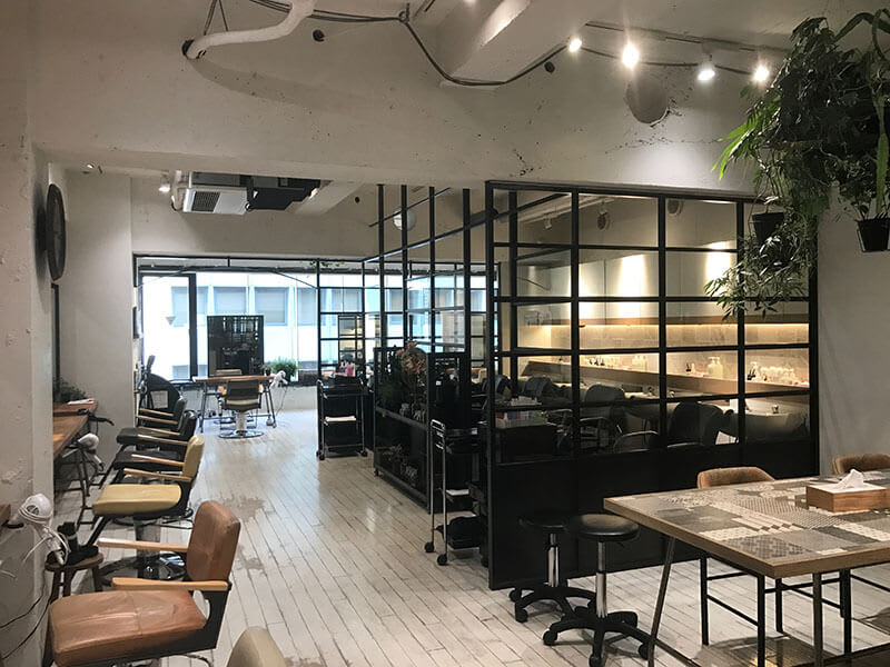 【新宿の美容院】『studio noll.(スタジオノル)』まわりと一歩差がつく新宿イチのトレンド美容院