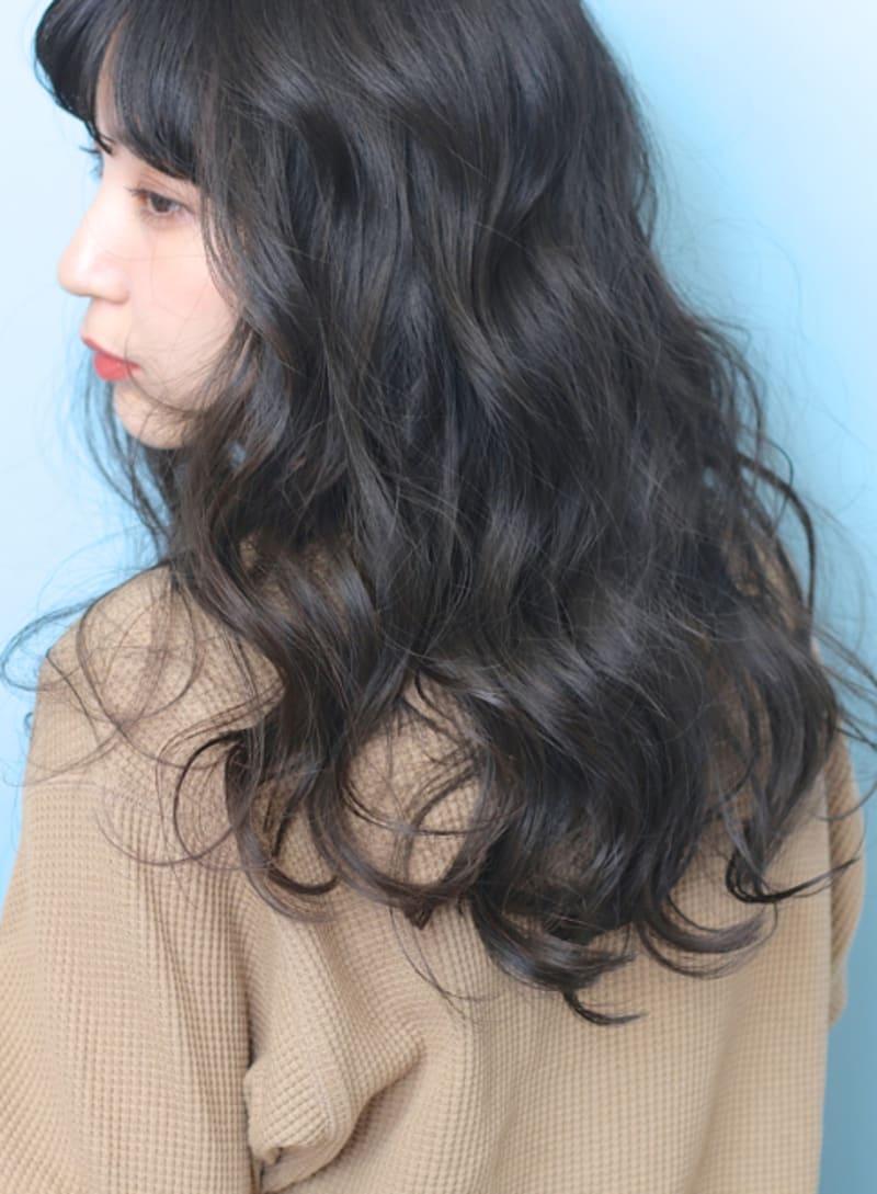 黒髪ロングヘアのアレンジのコツ