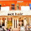 act hair(アクトヘアー)/長瀬