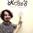 ヘアースペース Rose's 酒田南店(ヘアースペースローズエスサカタミナミテン)/酒田