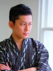 モダン★男の浴衣スタイル