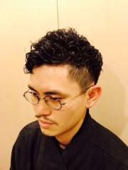 ディティールパーマスタイル【恵比寿】<理容室>