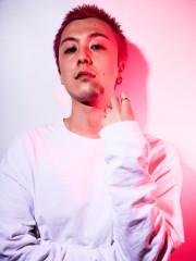 【neon pink】ダブルカラー