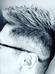 短髪メンズスタイル