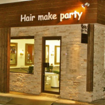 Hair make party