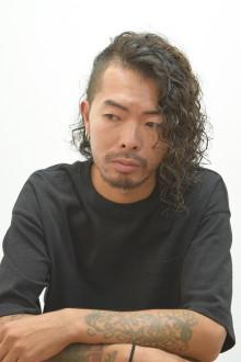 メンズ/ロング/スパイラルパーマ hs0472655 (本山(愛知)の ...