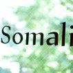 Somali(ソマリ)