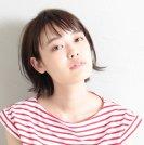 XELHA『東省吾』の大人カジュアル外ハネヘア