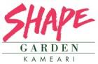 SHAPE GARDEN 亀有