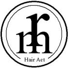 Hair Act room