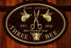 HAIR LOUNGE THREE BEE
