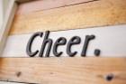 Cheer.