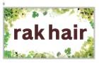 rak hair 姪浜