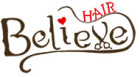 Believe hair design