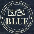 BLUE yanakahair designing room