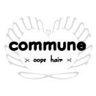 commune oops hair