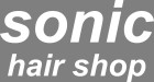 sonic hair shop