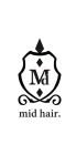 Mid hair