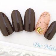 ちょっと個性的に! チョコレートカラー