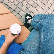 【nail】fashion blue 初4550円