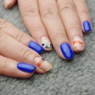 【nail】春のpaint art 初8600円