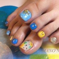 【Foot アート自由】¥5980