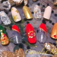 クリスマス★パーティNail