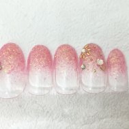 Prismatic glitter