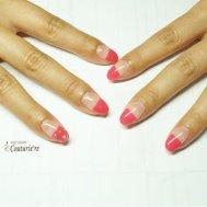 pink フレンチ