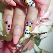 ハロウィン猫フレンチ