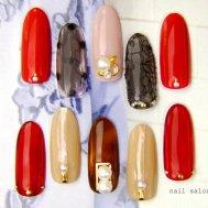 Autumn nail