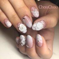 wedding nail♪