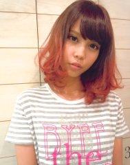 【Lilt hair】rock'in girl☆