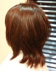 ドラマ「同窓生」の稲森いずみの髪型