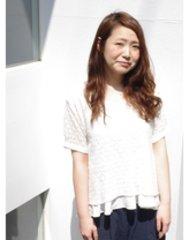 鈴木美穂★質感の変化&髪を綺麗に保つカットが信頼されてます★