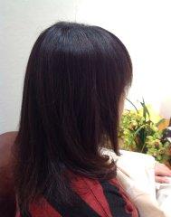 艶髪ミディアム